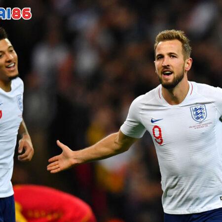 Danh sách đội hình tuyển Anh chính thức tham dự EURO 2021