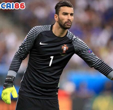 Danh sách đội hình Bồ Đào Nha tham dự EURO 2021