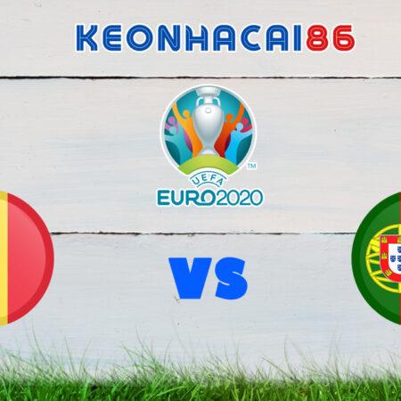 Soi kèo nhà cái trận Bỉ vs Bồ Đào Nha, 02h00 – 28/06/2021