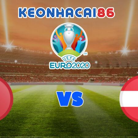 Soi kèo nhà cái trận Italia vs Áo, 02h00 – 27/06/2021