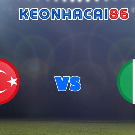 Soi kèo tỷ số trận Thổ Nhĩ Kỳ vs Italia, 02h00 – 12/06/2021