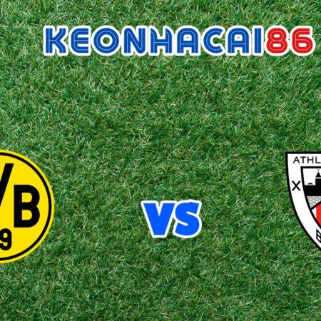 Soi kèo nhà cái trận Dortmund vs Athletic Bilbao, 21h00 – 24/07/2021