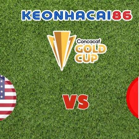 Soi kèo tỷ số nhà cái trận Mỹ vs Canada, 04h00 – 19/07/2021
