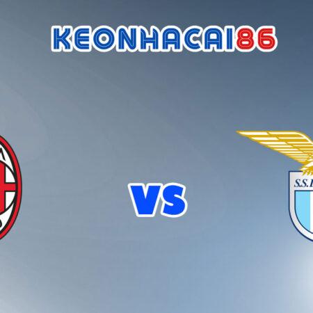 Soi kèo tỷ số trận AC Milan vs Lazio, 23h00 – 12/09/2021