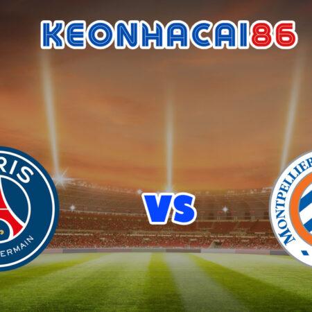 Soi kèo tỷ số trận PSG vs Montpellier, 02h00 – 26/09/2021