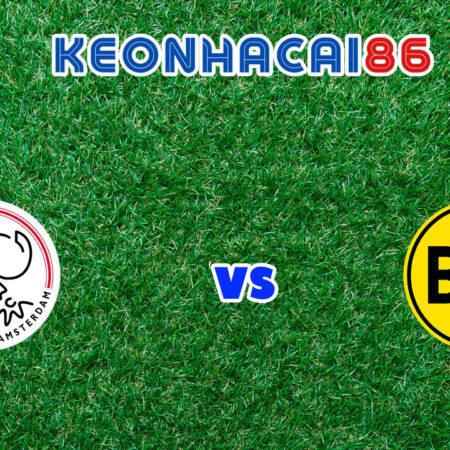 Soi kèo tỷ số nhà cái trận Ajax vs Dortmund, 02h00 – 20/10/2021